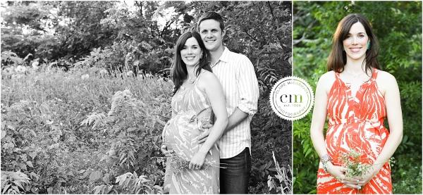 White Rock Lake, Maternity Photographs