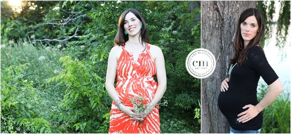 White Rock Lake, Maternity Photographs