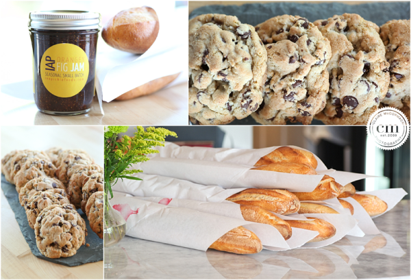 Epicerie, Austin, Plates, Cafe, Chocolate Chip Cookies