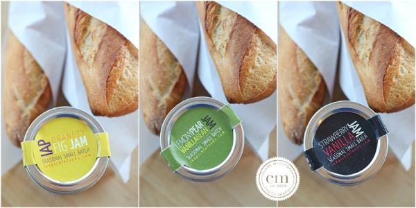 Baguette, Homemade Jam, Epicerie, Austin, Plates, Cafe