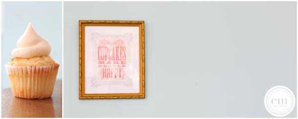 cupcakes, art