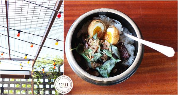 Sway Thai, Austin, Eggs