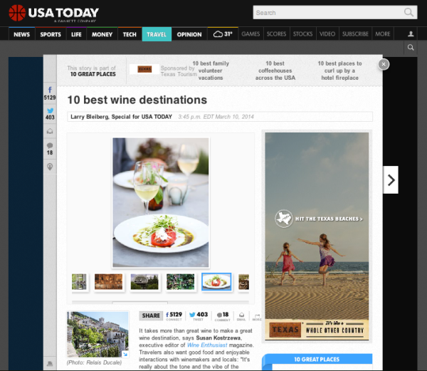 USA Today Travel- Claire McCormack Photography 1
