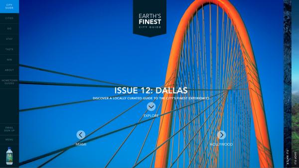 FIJI Water Dallas CLAIRE MCCORMACK PHOTOGRAPHY Press - 1